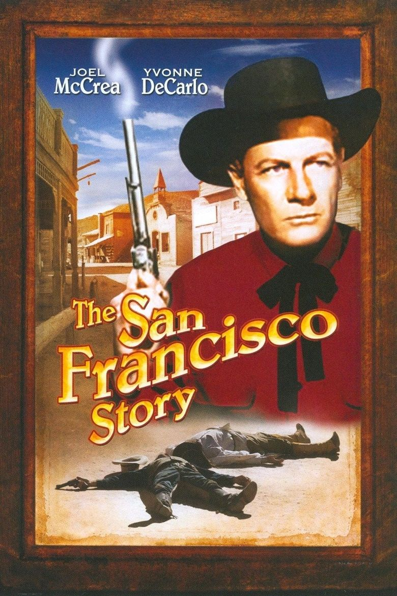 The San Francisco Story Poster