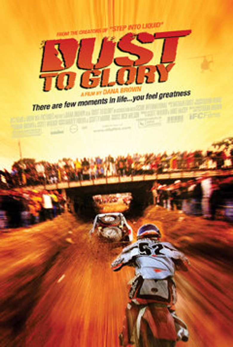 Dust to Glory Poster