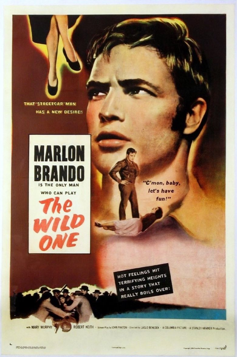 The Wild One Poster
