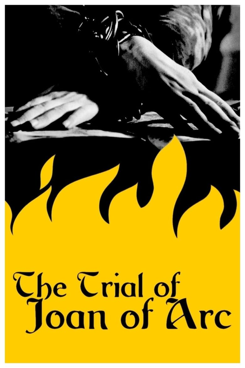 The Trial of Joan of Arc Poster