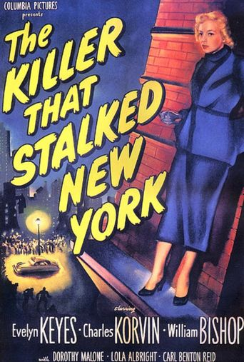 The Killer That Stalked New York Poster