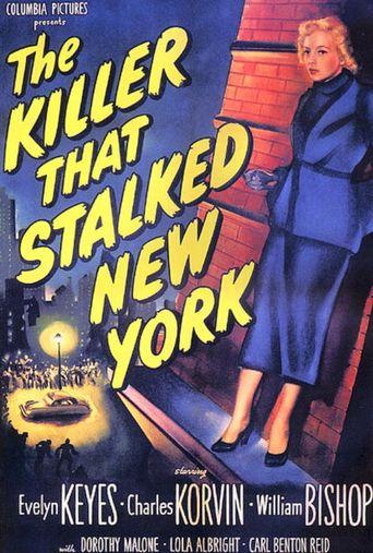 The Killer That Stalked New York Poster