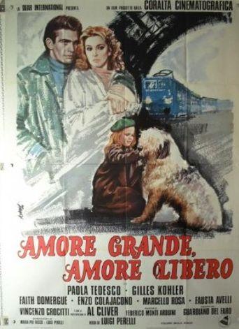 Amore grande, amore libero Poster
