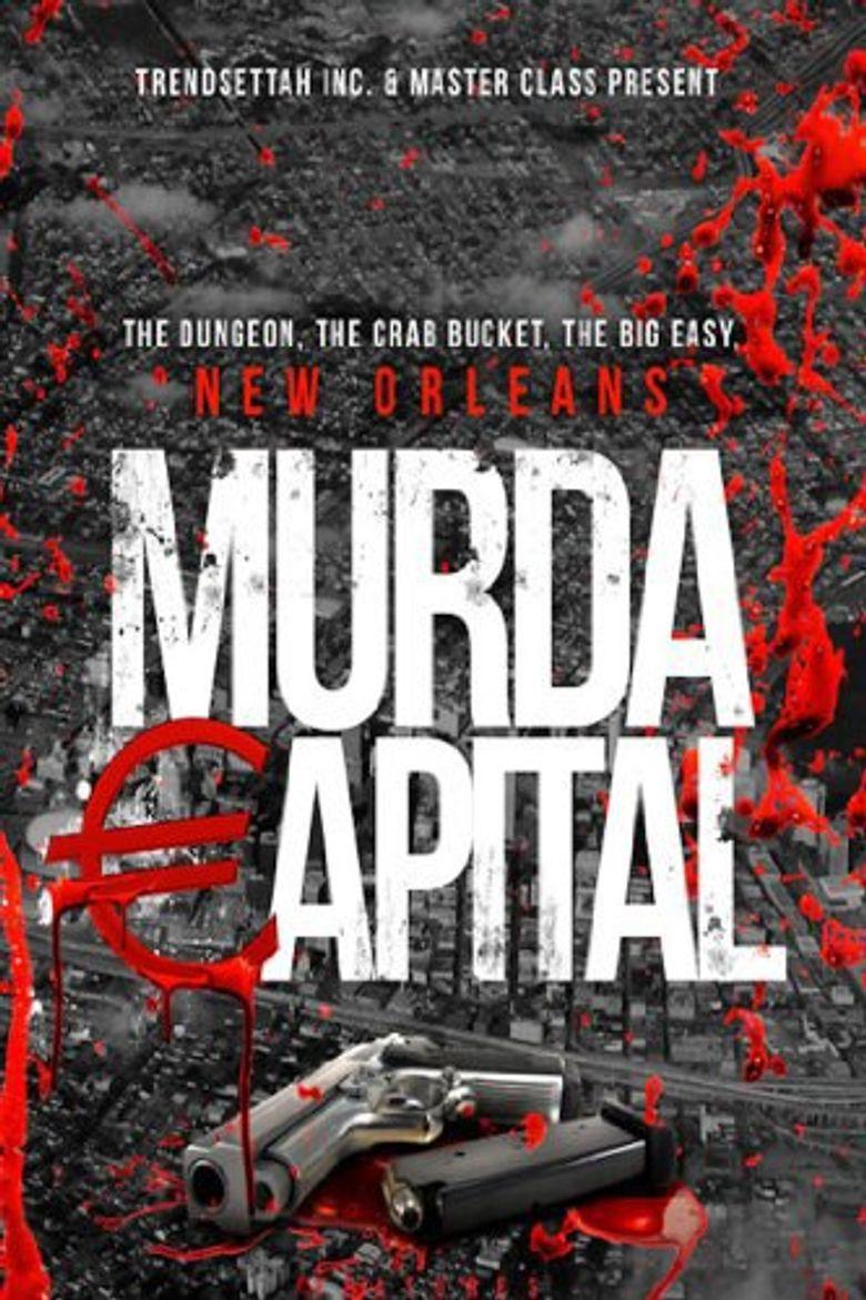 Murda Capital Poster