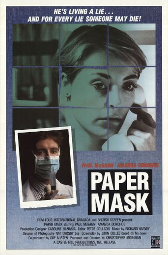 Watch Paper Mask