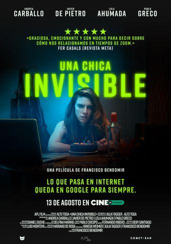 Una chica invisible Poster