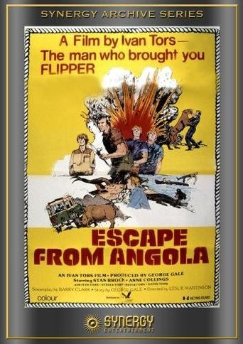 Escape from Angola Poster