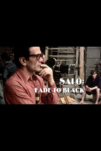 Salò: Fade to Black Poster