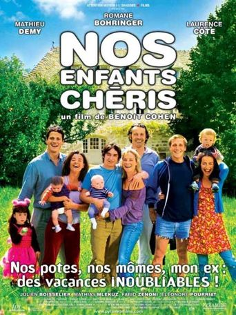 Nos Enfants chéris Poster