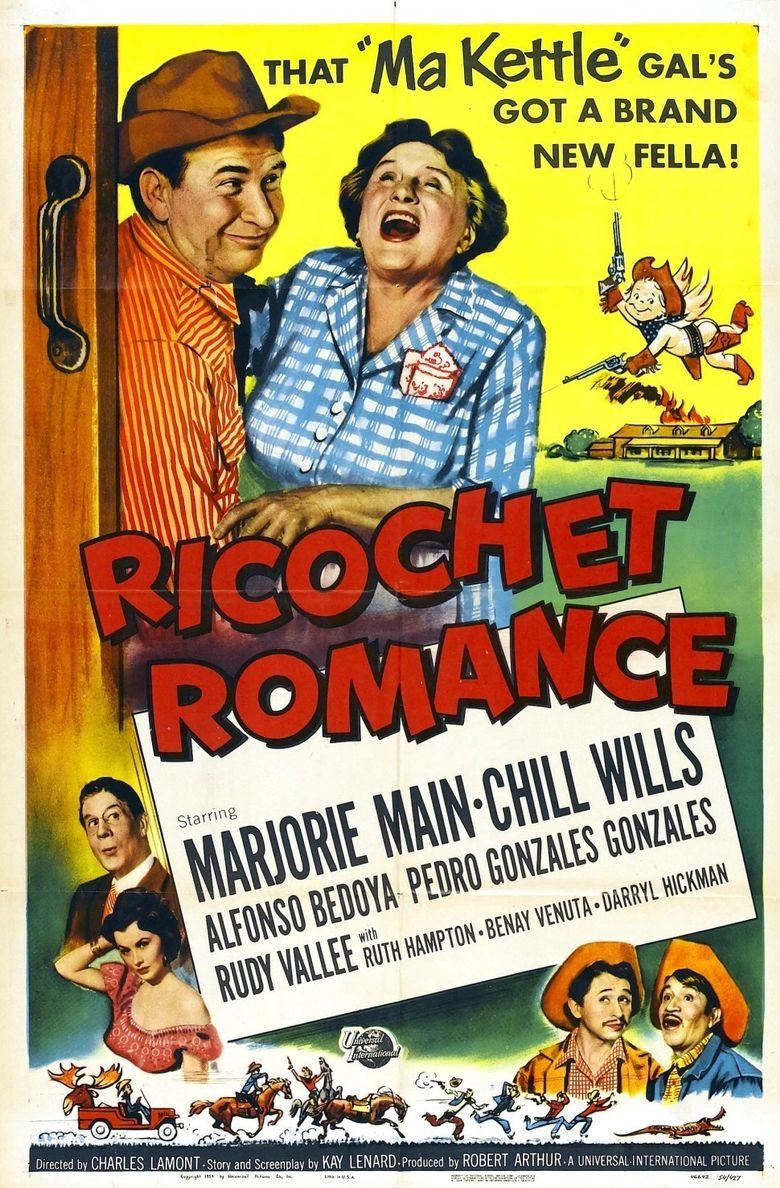 Ricochet Romance Poster