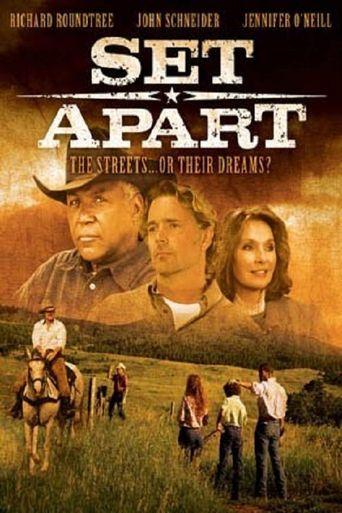 Set Apart Poster