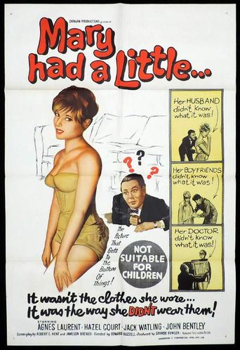 Mary Had a Little... Poster
