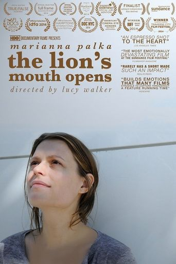 The Lion's Mouth Opens Poster