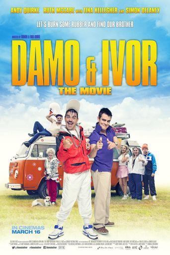 Damo & Ivor: The Movie Poster