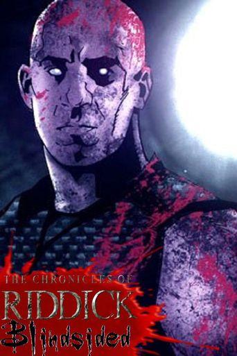 Riddick: Blindsided Poster