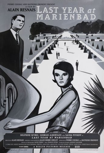 Watch Last Year at Marienbad