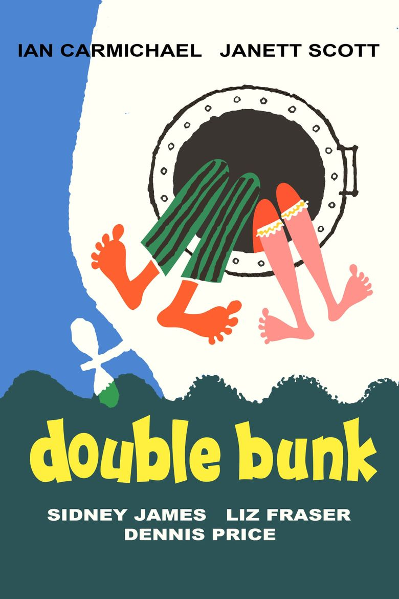 Double Bunk Poster