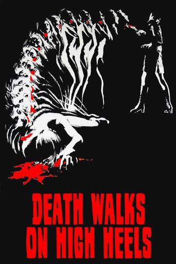 Death Walks on High Heels Poster