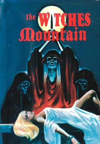 The Witches' Mountain Poster
