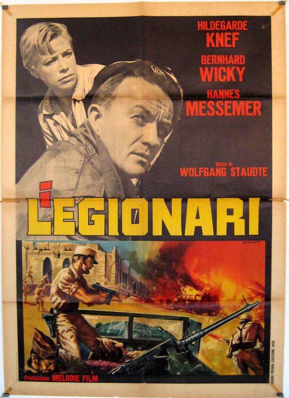 Madeleine und der Legionär Poster