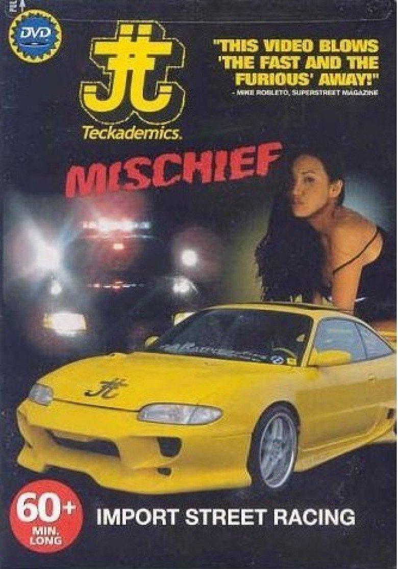 Mischief Import Street Racing 2002 Poster