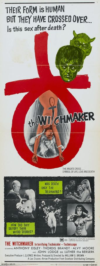 The Witchmaker Poster