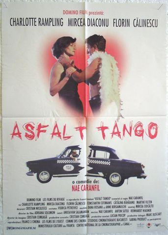 Asfalt Tango Poster