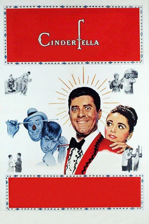 Cinderfella Poster
