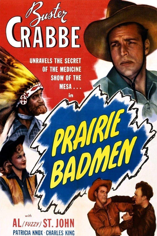 Prairie Badmen Poster