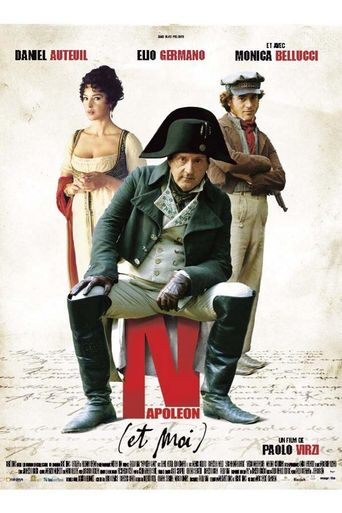 Napoleon and Me Poster