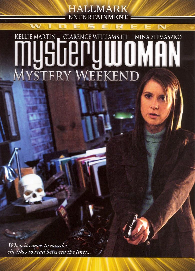 Mystery Woman: Mystery Weekend Poster