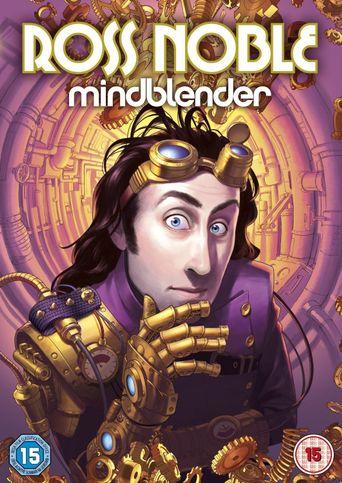 Ross Noble - Mindblender Poster