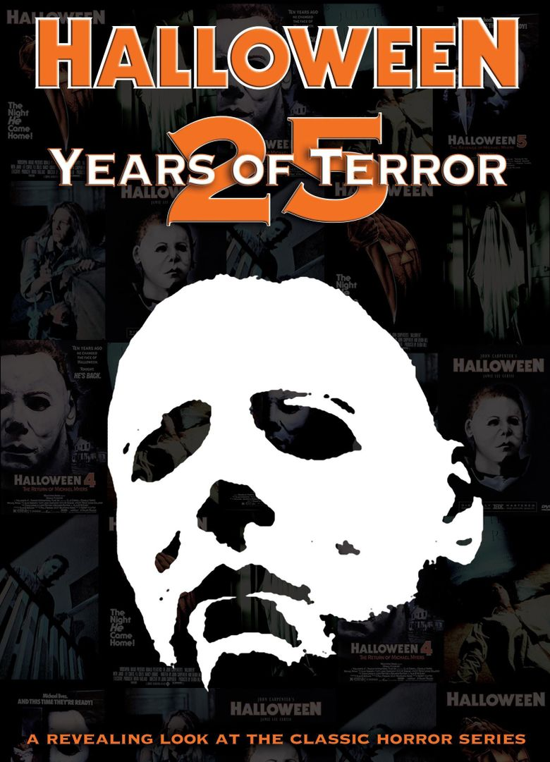 Halloween: Unmasked 2000 Poster