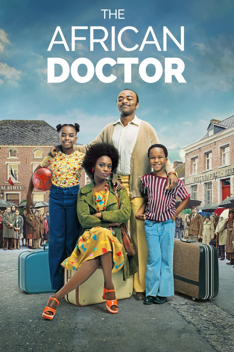 The African Doctor Poster