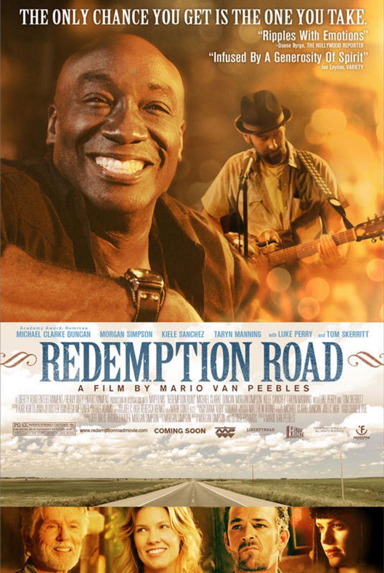 Redemption Road Poster