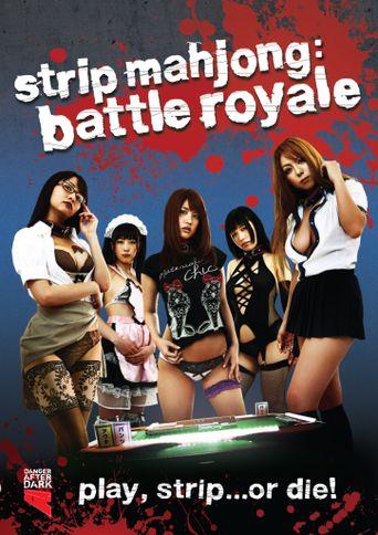 Strip Mahjong: Battle Royale Poster