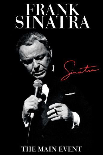 Frank Sinatra: The Main Event Poster