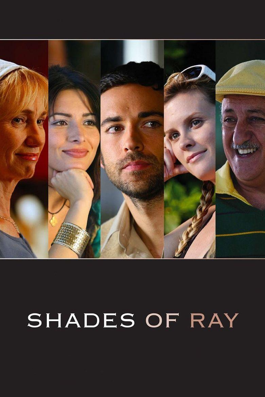 Shades of Ray Poster
