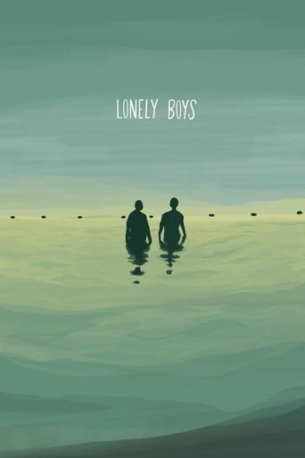 Lonely Boys Poster