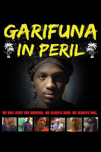 Garifuna in Peril Poster