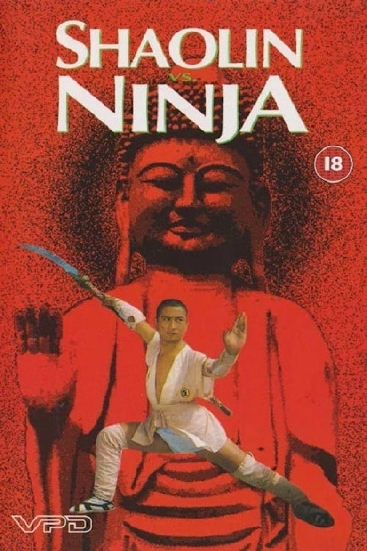 Shaolin vs. Ninja Poster