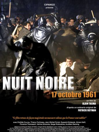 Nuit noire, 17 octobre 1961 Poster