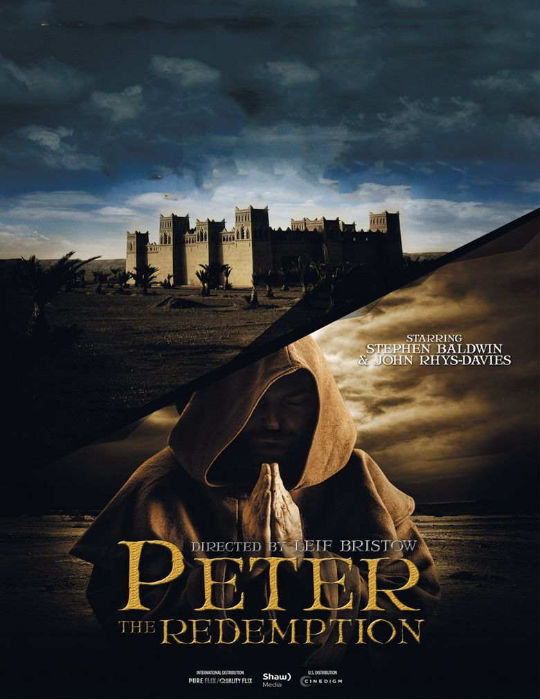 The Apostle Peter: Redemption Poster