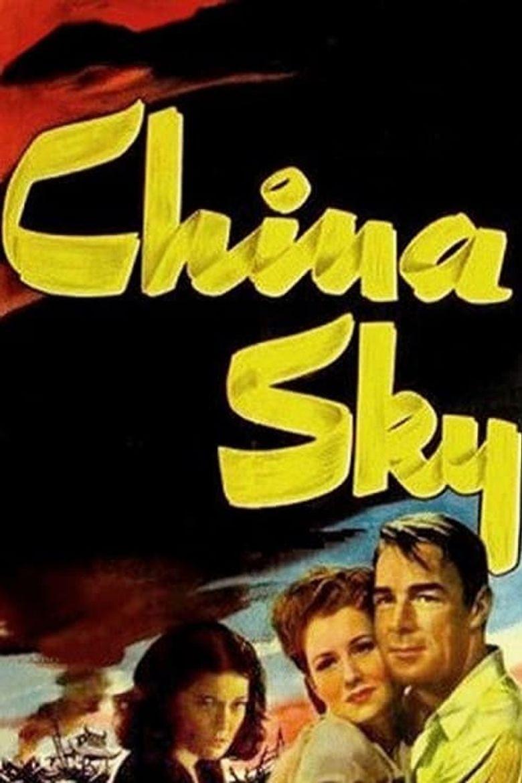 China Sky Poster