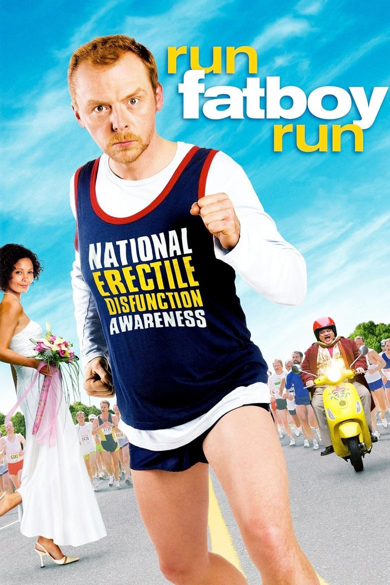 Run, Fatboy, Run Poster