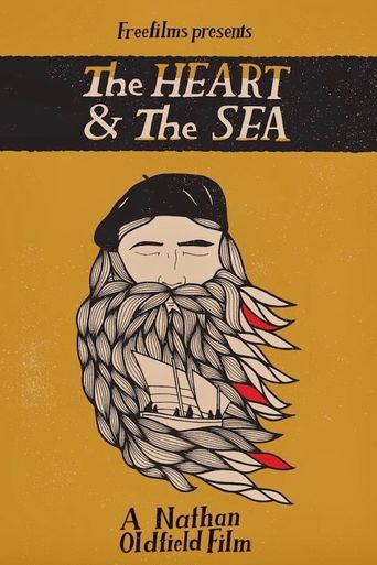 The Heart & The Sea Poster