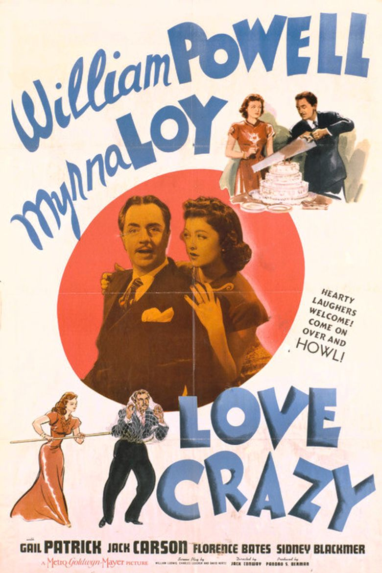 Love Crazy Poster
