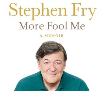 Stephen Fry Live: More Fool Me Poster