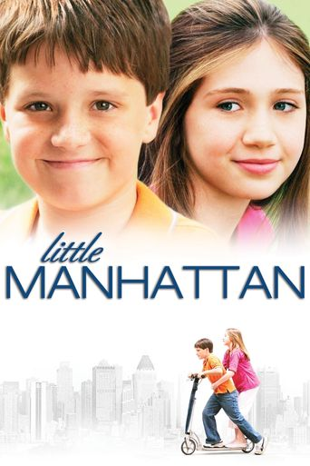 Little Manhattan Poster