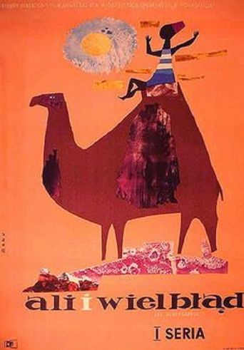 Ali and the Camel Poster